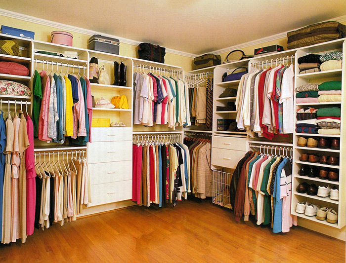 Closet Rejuvenation